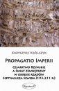 Propagatio Imperii. Cesarstwo Rzymskie - okładka książki
