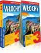 Włochy explore! guide. 3 w 1: przewodnik - okładka książki
