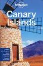 Canary Islands. Lonely Planet - okładka książki