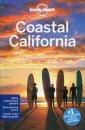 Coastal California. Lonely Planet - okładka książki