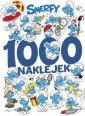 okładka książki - Smerfy. 1000 naklejek