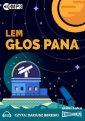 Głos Pana - Stanisław Lem - pudełko audiobooku