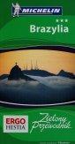 Brazylia. Zielony przewodnik - - okładka książki