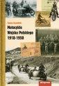 Motocykle Wojska Polskiego 1918-1950 - okładka książki
