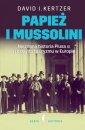 Papież i Mussolini. Nieznana historia - okładka książki