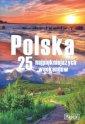 Polska. 25 najpiękniejszych weekendów - okładka książki