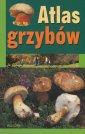 Atlas grzybów - Helmut Grunert - okładka książki
