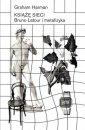Książę sieci. Bruno Latour i metafizyka - okładka książki
