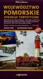 Województwo pomorskie - atrakcje - okładka książki
