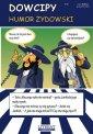 Dowcipy. Humor żydowski - okładka książki