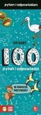 W świecie przyrody. 100 pytań i - okładka książki
