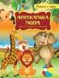 Afrykańska nuda. Zabawa z bajką - okładka książki