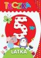 Teczka 5-latka. Elefun Books - okładka książki