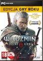 Wiedźmin (3 edycja gry roku PC) - pudełko programu