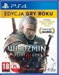 Wiedźmin 3. Edycja Gry Roku (PS4) - pudełko programu