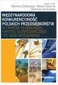 Międzynarodowa konkurencyjność - okładka książki