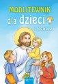 Modlitewnik dla dzieci i rodziców - okładka książki