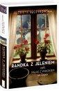 Randka z jeleniem - Elżbieta Sęczykowska - okładka książki