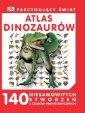 Fascynujący świat. Atlas dinozaurów - okładka książki