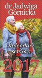 Kalendarz 2017. Seniora, dr Jadwiga - okładka książki