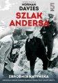 Szlak Andersa. 5. Zbrodna Katyńska - okładka książki