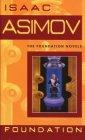 Foundation - Isaac Asimov - okładka książki