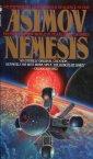 Nemesis - Isaac Asimov - okładka książki