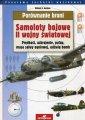 Porównanie broni. Samoloty II wojny - okładka książki