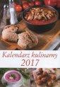 Kalendarz 2017. Kulinarny - okładka książki