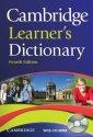 Cambridge Learners Dictionary with - okładka podręcznika