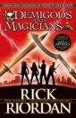 Demigods and Magicians - Rick Riordan - okładka książki