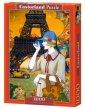 Paris Street (puzzle 1000-elem.) - zdjęcie zabawki, gry
