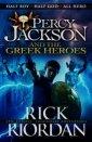Percy Jackson and the Greek Heroes - okładka książki