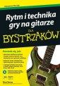 Rytm i technika gry na gitarze - okładka książki
