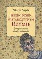 Jeden dzień w starożytnym Rzymie - okładka książki