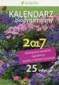 Kalendarz biodynamiczny 2017. Ekologiczny - okładka książki