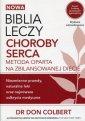 Nowa Biblia leczy choroby serca - okładka książki