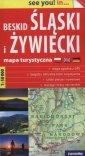 Beskid Śląski i Żywiecki mapa turystyczna - okładka książki