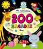 Dla bystrzaków. 200 zagadek - okładka książki