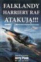 Falklandy. Harriery Raf atakują! - okładka książki
