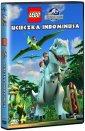 Jurassic World. Ucieczka Indominusa - okładka filmu