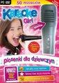 Karaoke Girl - pudełko programu