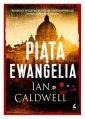 Piąta ewnagelia - Ian Caldwell - okładka książki