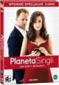 Planeta Singli (2 DVD) - Wydawnictwo - okładka filmu