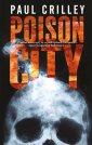 Poison City - okładka książki