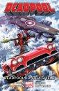 Deadpool. Deadpool kontra SHIELD. - okładka książki