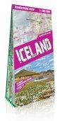 Island adventure mapa samochodowo-turystyczna - okładka książki