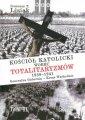 Kościół katolicki wobec totalitaryzmów - okładka książki
