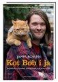 Kot Bob i ja. Jak kocur i człowiek - okładka książki