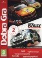 Race One + Xpand Rally - pudełko programu
